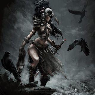 La guardiana del inframundo