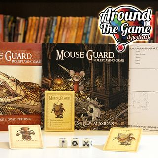 Chiedilo al Narratore: Mouse Guard