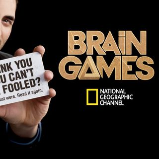 Jason Silva From Brain Games On Natl Geographics