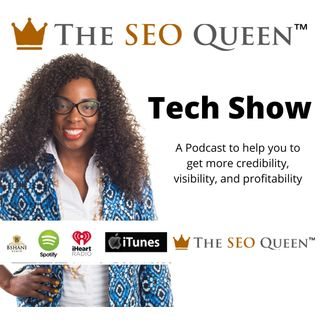 The SEO Queen Tech Show (Ep 2006) Rachel Kennedy