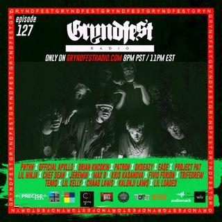 [3/9] #GryndfestRadio Ep.127: Interview with @thepnthn: sponsored by @gryndfestmusicgroup  @dinner_land @PreciseEarz_
