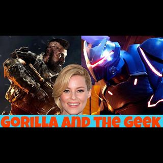 Female Action and Fortnite Stackin - Gorilla and The Geek Episode 5