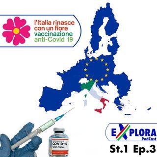 EXPLORA: Ep.3 Vaccino Covid, Vaccine Day tutto quello che c'è da sapere ! 🇮🇹🇪🇺