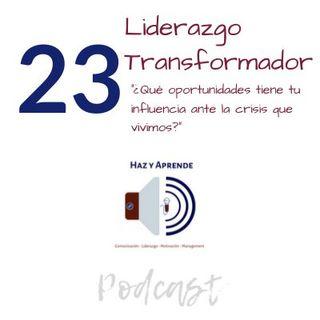 Episodio #023 ¿Qué oportunidades tiene tu influencia ante la crisis que vivimos?