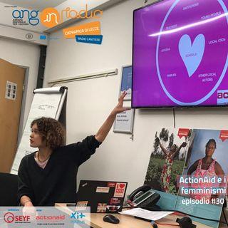 Puglia - Radio Cantiere - #30 ActionAid e i femminismi