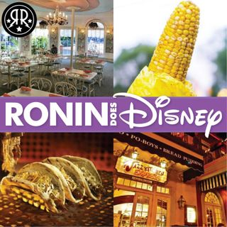 Ronin Does Disney: Top 10 Underrated Foods in Disneyland