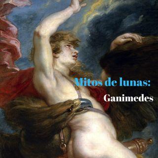Ganímedes el copero de los dioses griegos. ¿Un mito sobre la pederastia?
