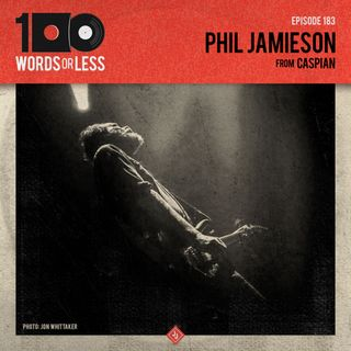 Phil Jamieson from Caspian