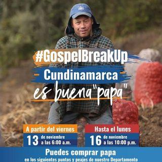 En Gospel Break UP somos buena papa