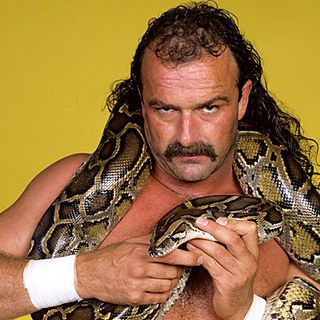 On the Mat: Guest Wrestling Legend Jake The Snake Roberts
