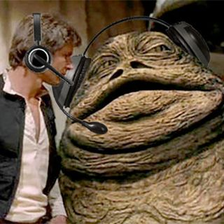 NHC and Blabba the Hutt: The Interview!