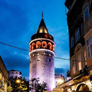 Viaggio ad Istanbul: (2) Galata