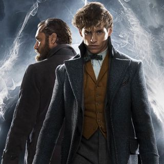 Fantastic Beasts 2 & Instant Family 2018-11-16