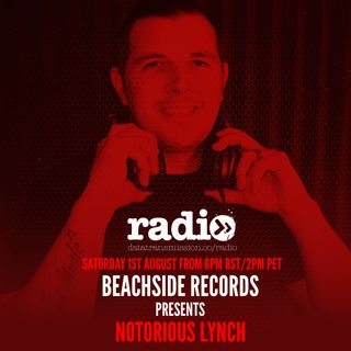 Beachside Records Radioshow Episodio # 039 by Notoriuos Lynch