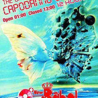 LORENZOSPEED* LEO MAS @ NEW BABOL capodanno 2011 parte 3 @ Le Queen Padova, afterhour, la maratona musicale di capodanno