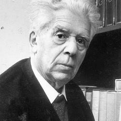 Eugenio Montale: Il dottor Schweitzer