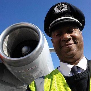 Selma to Ferguson, Captain G at 35k Feet