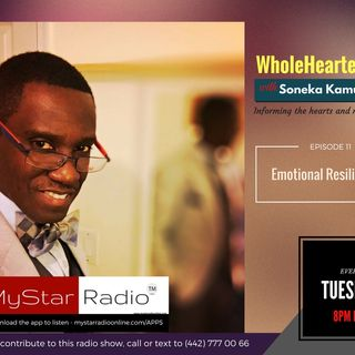 WHM Show Episode 11 - Emotional Resilience