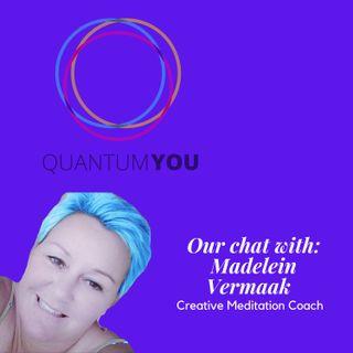 Interview with Madelein Vermaak - Creative Meditation Coach