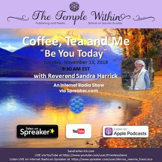Be You Today with Rev. Sandra Harrick