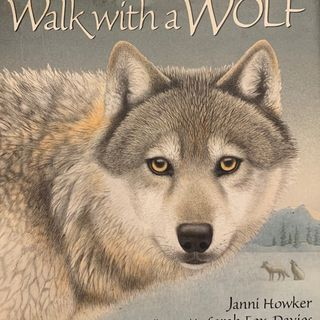Walk With a Wolf Dancing Storytime