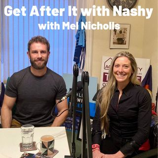 Episode 74 - Inspiration - with Mel Nicholls. Adventure athlete and Paralympian.