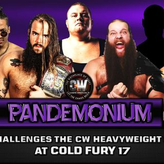ENTHUSIASTIC REVIEWS #45: Chaotic Wrestling Pandemonium 2018 Watch-Along
