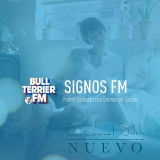SignosFM Primer Contacto con Emmanuel Sotelo