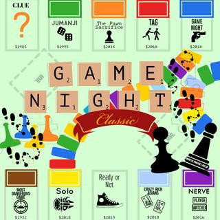Episode 1: Game Night