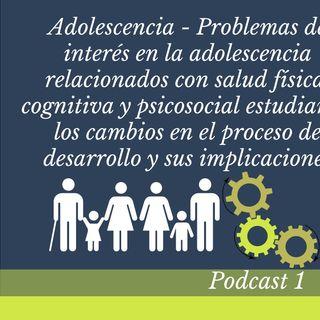 Podcast 1: Psicología del desarrollo