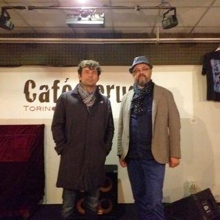Eugenio Mirti intervista l'XY Quartet