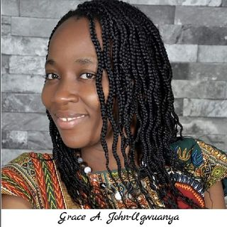 What Drives You by Grace A. John-Ugwuanya