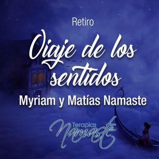 NUESTRO OXÍGENO Reflexiones en cuarentena - Myriam y Matías Namasté