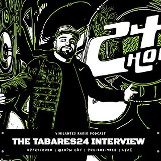 The Tabares24 Interview.