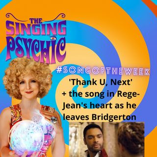 'Thank U, Next' as Rege-Jean Page leaves Bridgerton, #songoftheweek Ariana Grande
