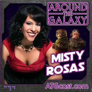 132. Misty Rosas: I Have Spoken