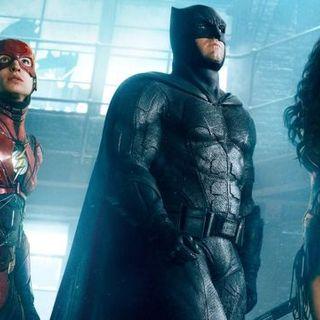 Episode 285 - Justice League