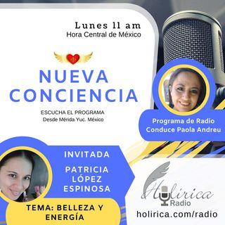 Nueva Conciencia con Patricia Lopez