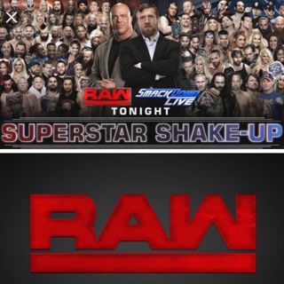 SUPERSTAR SHAKE UP!! RAW 4/10/2017 REVIEW & RESULTS