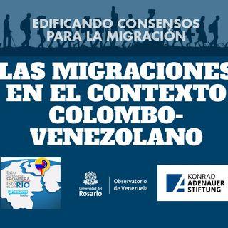 Las migraciones en el contexto Colombo-Venezolano