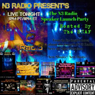 N3 Radio Presents The Snafs Epic B Day Bash