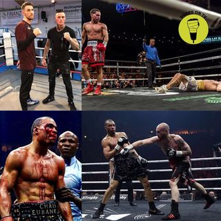 Groves v Eubank Jr review & Braehmer pulls out of Smith WBSS clash.