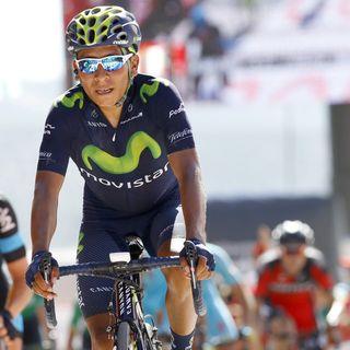 Quintana, tras la llegada en La Alpujarra