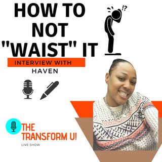 Don't Lose Weight You Release It Mental Strategies with Haven Turner