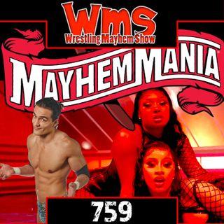 WAP = Watch Along Party | Wrestling Mayhem Show 759