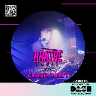 Exclusive Mix Show 049 featuring Crash Party