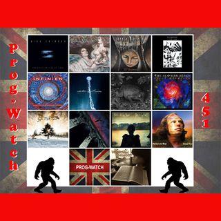 Prog-Watch 451 - Variety