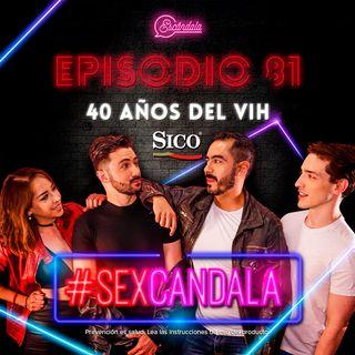 Ep 81 40 años de VIH con Alejandro Brito
