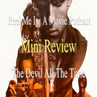 Mini Review: The Devil All The Time