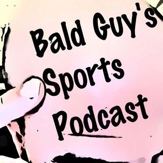 Bald Guy's Sports Podcast